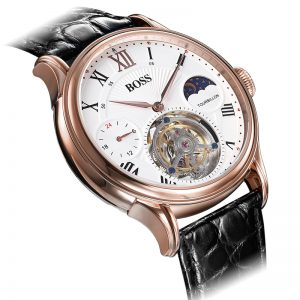 Мужские наручные часы BOSS из золота - 60 000 $