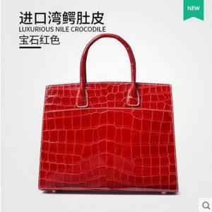 Женская сумочка из кожи крокодила - 16 000 $