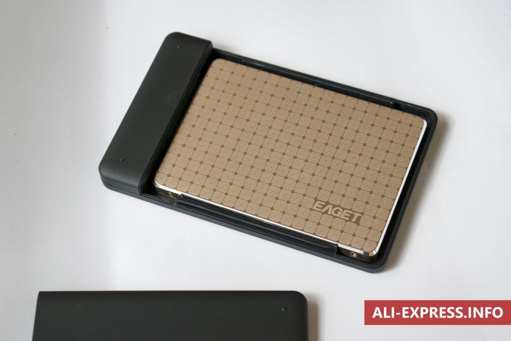 Обзор внешнего корпуса для HDD — Orico 2599US3
