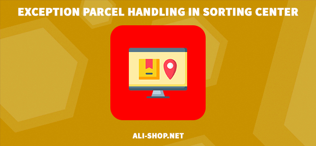 Exception parcel handling in sorting center – перевод на русский язык