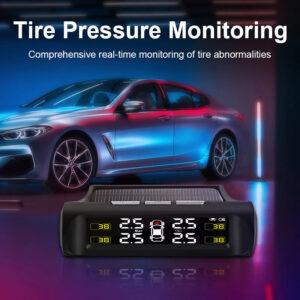 Система контроля давления в шинах Jansite